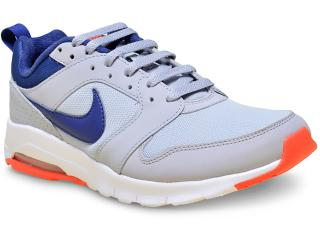 Tênis Masculino Nike 819798-046 Air Max Motion Cinza/marinho - Tamanho Médio