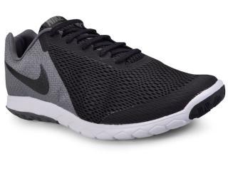 Tênis Masculino Nike 881802-001 Flex Experience rn  Preto/cinza/branco - Tamanho Médio