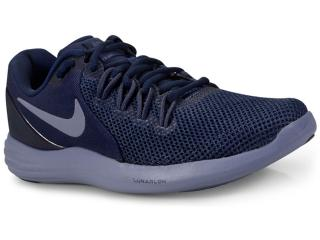 Tênis Masculino Nike 908987-402 Lunar Apparent Marinho - Tamanho Médio