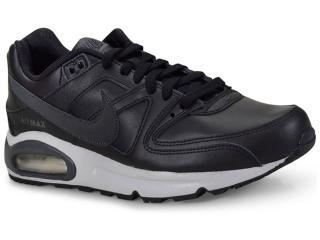 Tênis Masculino Nike 749760-001 Air Max Command Shoe Preto/cinza - Tamanho Médio