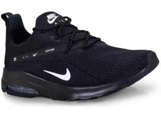 Tênis Masculino Nike Aa2178-002 Air Max Motion Racer 2 Preto/branco - Tamanho Médio