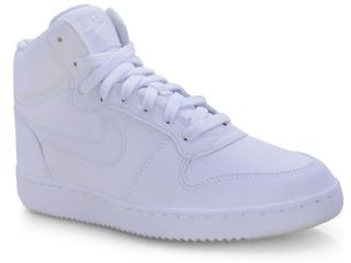 Tênis Feminino Nike Aq1778-100 Ebernon Mid Branco - Tamanho Médio