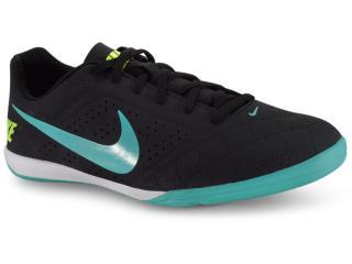 Tênis Masculino Nike 646433-002 Beco 2 Preto/turquesa - Tamanho Médio