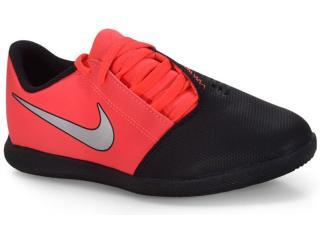Tênis Masc Infantil Nike Ao0399-606 jr Phantom Venom Club ic Preto/vermelho - Tamanho Médio