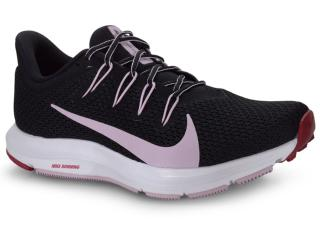 Tênis Feminino Nike Ci3803-006 Quest 2 Preto/lilas - Tamanho Médio