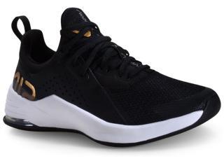 Tênis Feminino Nike Cj0842-005 Air Max Bella tr 3 Preto/branco - Tamanho Médio