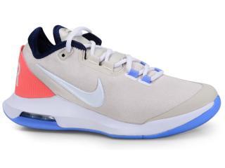 Tênis Feminino Nike Ao7353-102 Air Max Wildcard Bege/pêssego/azul - Tamanho Médio