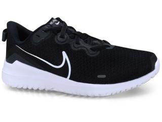 Tênis Feminino Nike Cd0314-003 Renew Ride Preto/branco - Tamanho Médio