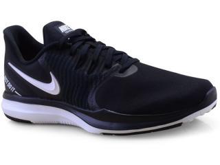 Tênis Feminino Nike Aa7773-001 in Season tr 8 Preto/branco - Tamanho Médio