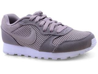 Tênis Feminino Nike Aq9121-202 md Runner 2 se Bege - Tamanho Médio