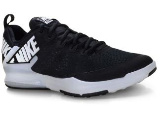 Tênis Masculino Nike Ao4403-001 Zoom Domination tr 2 Preto/branco - Tamanho Médio