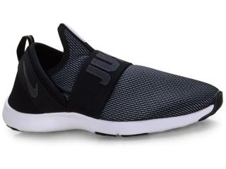 Tênis Feminino Nike Aj5905-001 Flex Motion Trainer Preto/cinza/branco - Tamanho Médio