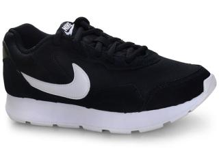 Tênis Feminino Aq2230-001 Wmns Nike Delfine Preto/branco - Tamanho Médio