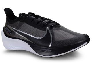 Tênis Masculino Nike Bq3202-001 Zoom Gravity Preto/cinza - Tamanho Médio