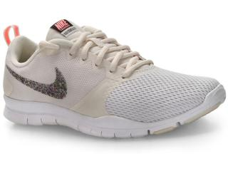Tênis Feminino Nike 924344-010 Wmns Flex Essential tr Bege - Tamanho Médio