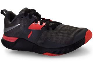 Tênis Masculino Nike At1238-006 Renew Retaliation tr Cinza/prata - Tamanho Médio