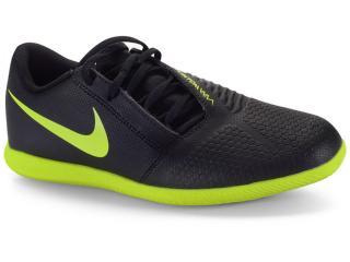 Tênis Masculino Nike Ao0578-007 Phanton Venom Club ic Preto/limão - Tamanho Médio