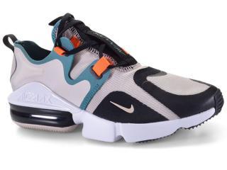 Tênis Masculino Nike Bq3999-002 Air Max Infinity Preto/branco/bege - Tamanho Médio