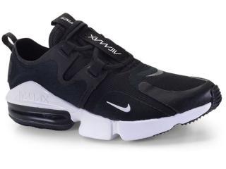 Tênis Masculino Nike Bq3999-003 Air Max Infinity Preto/branco - Tamanho Médio