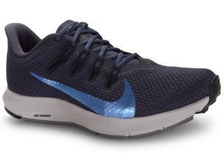 Tênis Masculino Nike Ci3787-007 Quest 2 Azul - Tamanho Médio