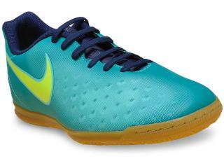 Tênis Masculino Nike 844409-375 Magista Ola ii  Verde - Tamanho Médio
