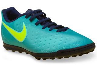 Tênis Masculino Nike 844408-375 Magista Ola ii Verde - Tamanho Médio