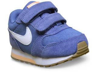Tênis Masc Infantil Nike 806255-407 md Runner 2 Azul - Tamanho Médio