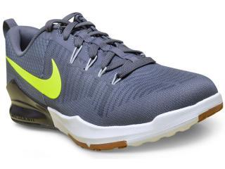 Tênis Masculino Nike 852438-007 Zoom Train Action Grafite - Tamanho Médio
