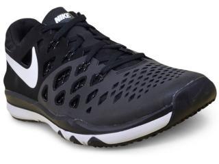 Tênis Masculino Nike 843937-010 Train Speed 4  Preto/branco - Tamanho Médio