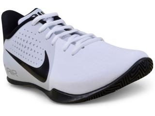 Tênis Masculino Nike 898450-100 Air Behold Low Branco/preto - Tamanho Médio