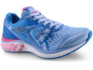 Tênis Feminino Olympikus Pride 2 597 Blue/pink - Tamanho Médio