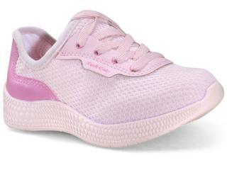 Tênis Fem Infantil Pink Cats V1951 Blush/pitaya - Tamanho Médio