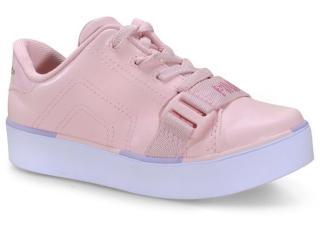 Tênis Feminino Pink Cats V1496 Rosa/camelia - Tamanho Médio