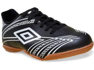 Tênis Masculino Umbro Of72059 122  id Kicker Iii Preto/branco - Tamanho Médio