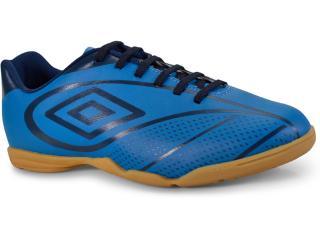 Tênis Masculino Umbro Of72094 377 Indoor Fury Azul/marinho - Tamanho Médio