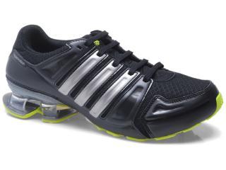 Tênis Masculino Adidas G96652 Hypermotion hl m Preto/prata/limão - Tamanho Médio