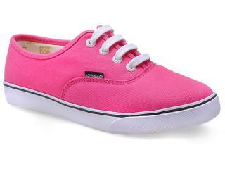Tênis Feminino Mary Jane 4003 Pink - Tamanho Médio