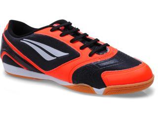 Tênis Masculino Penalty 120909 Viento ii Preto/laranja Neon - Tamanho Médio