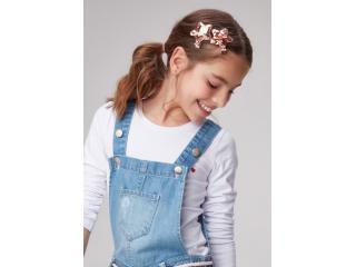 Tiara Fem Infantil Hering Kids Kz1f 1asi Rose - Tamanho Médio