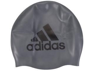 Touca Unisex Adidas Ce9931 Sil Graphic Cinza - Tamanho Médio