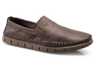 Sapato Masculino Free Way Duna-8 Capuccino - Tamanho Médio