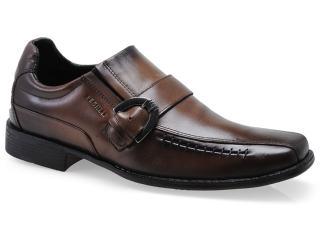 Sapato Masculino Fegalli 14030 Tabaco - Tamanho Médio
