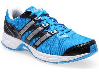 Tênis Masculino Adidas D66470 Roadmace m Azul/preto - Tamanho Médio