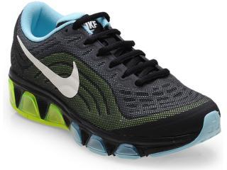 Tênis Feminino Nike 621226-014 Wmns Air Max Tailwin Preto/limão/azul Claro - Tamanho Médio