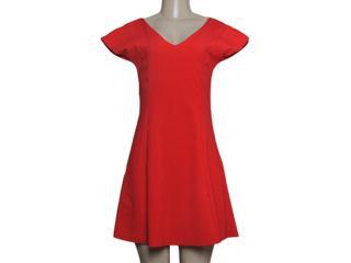 Vestido Feminino Intuição 142292 Vermelho - Tamanho Médio