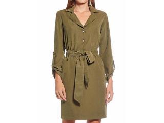 Vestido Feminino Morena Rosa 10000108883 Verde - Tamanho Médio