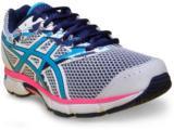 Tênis Feminino Asics T070a.0148 Gel Excite 4 a Branco/azul/rosa