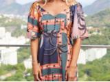 Vestido Feminino Mercatto 2837180 004 Estampado